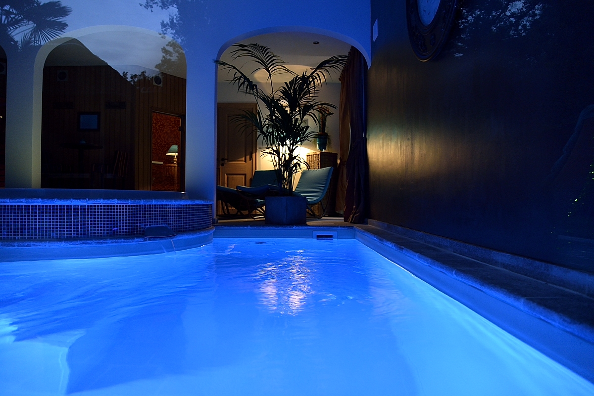 Topwellness Binnenzwembad