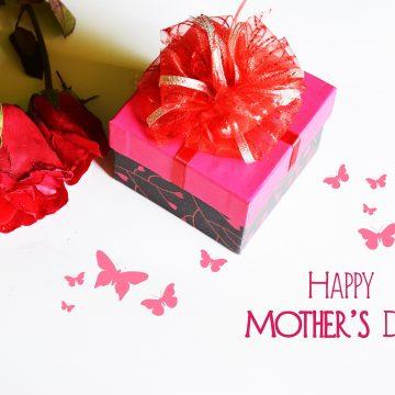 Cadeautje voor moederdag