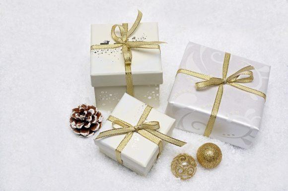 Cadeaubox voor de feestdagen
